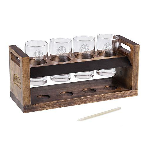 Picnic Time Washington Redskins Craft Beer Flight