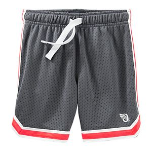 Boys 4-12 OshKosh B'gosh® Mesh Athletic Shorts