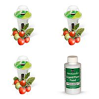 Miracle-Gro AeroGarden Mighty Mini Cherry Tomato 3-Pod Seed Kit