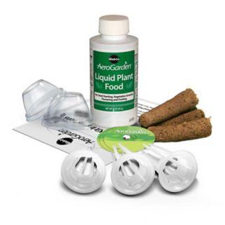 Miracle-Gro AeroGarden Grow Anything 3-Pod Seed Kit