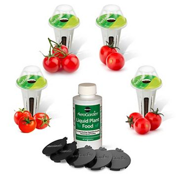 Miracle-Gro AeroGarden Red Heirloom Cherry Tomato 9-Pod Seed Kit