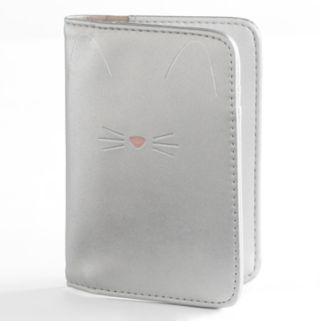 LC Lauren Conrad Cat Passport Case