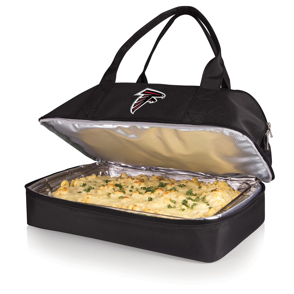 Picnic Time Atlanta Falcons Casserole Tote