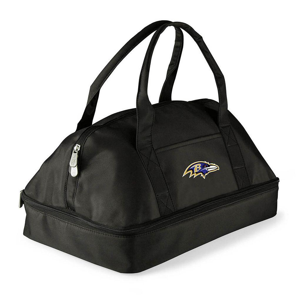 Picnic Time Baltimore Ravens Casserole Tote