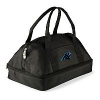 Picnic Time Carolina Panthers Casserole Tote