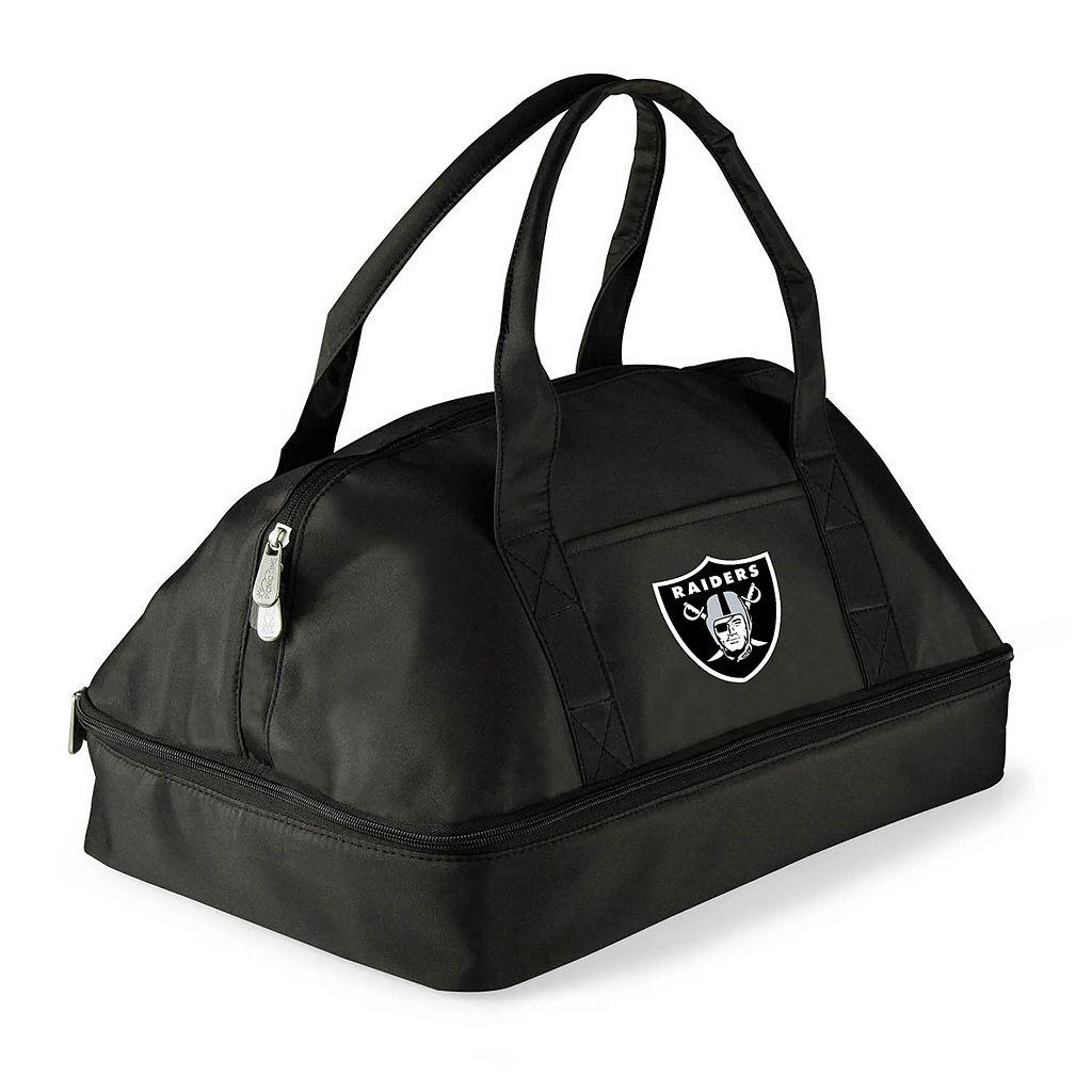 Picnic Time Oakland Raiders Casserole Tote
