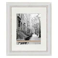 b954f63f341 Belle Maison Fashion Gallery Distressed White Frame