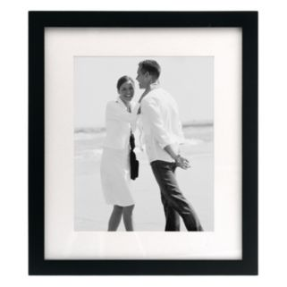 Malden Classics Slim Black Matted Frame