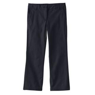 Girls 4-16 & Plus Size Chaps Twill Bootcut Pants
