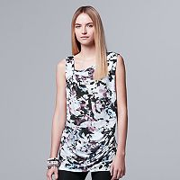 Women's Simply Vera Vera Wang Draped Tank