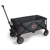 Picnic Time Chicago Bears Adventure Folding Utility Wagon