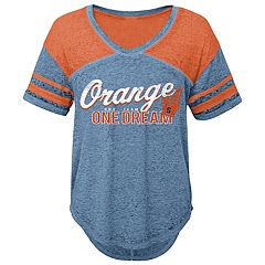 Juniors' Syracuse Orange Football Tee