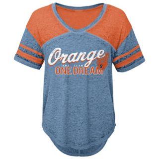 Juniors' Syracuse Orange Football Tee