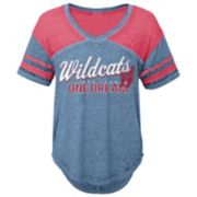 Juniors' Arizona Wildcats Football Tee