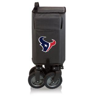 Picnic Time Houston Texans Adventure Folding Utility Wagon