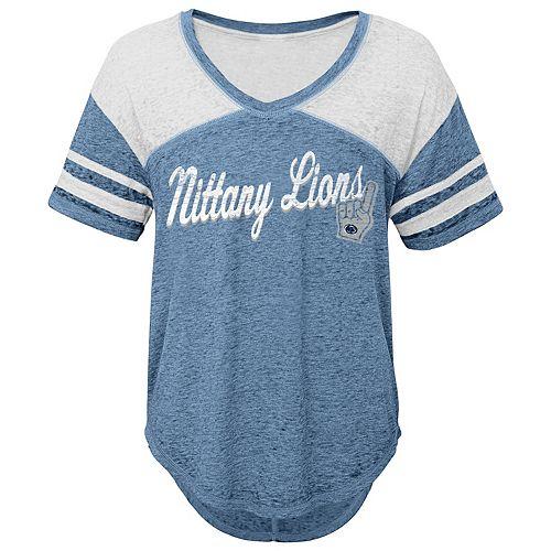 Juniors' Penn State Nittany Lions Football Tee