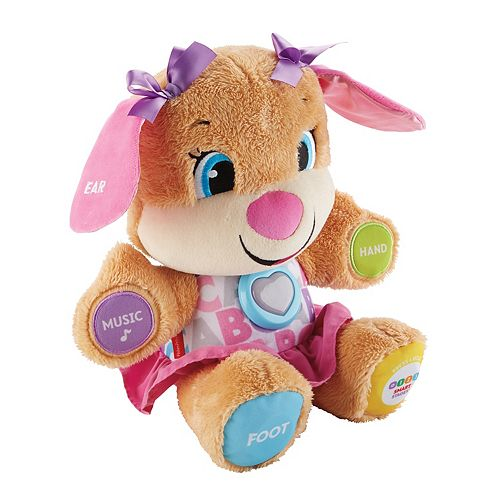 6dcf2438613e Fisher-Price Laugh & Learn Smart Stages Sis