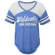Juniors' Kentucky Wildcats Football Tee