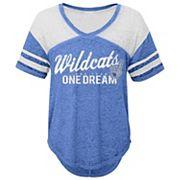 Juniors' Kentucky Wildcats Football Tee