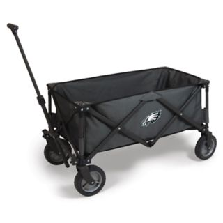 Picnic Time Philadelphia Eagles Adventure Folding Utility Wagon