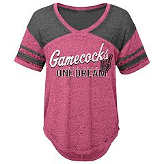 Juniors' South Carolina Gamecocks Football Tee