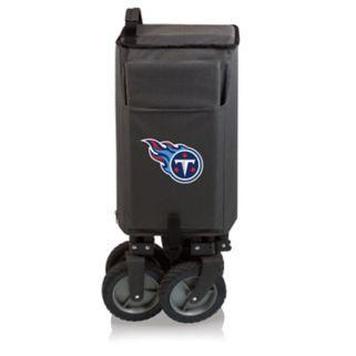 Picnic Time Tennessee Titans Adventure Folding Utility Wagon