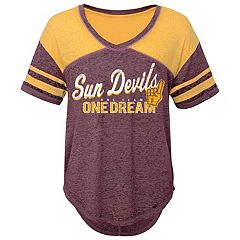 Juniors' Arizona State Sun Devils Football Tee