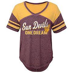 Juniors' Arizona State Sun Devils Football Tee