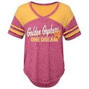 Juniors' Minnesota Golden Gophers Football Tee