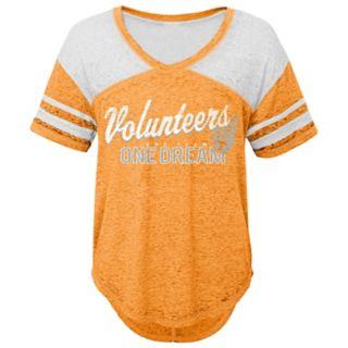 Juniors' Tennessee Volunteers Football Tee