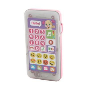Fisher-Price Laugh & Learn Leave a Message Smart Phone