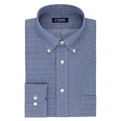 Big & Tall Chaps Slim-Fit Stretch Collar Dress Shirt