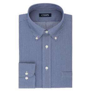 Men's Chaps Slim-Fit Stretch Collar Dress Shirt