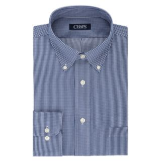 Big & Tall Chaps Slim-Fit Stretch Collar Dress Shirt