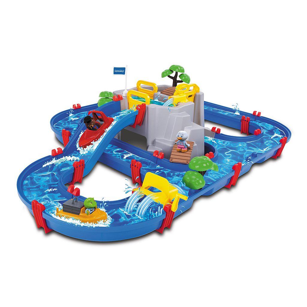 Aquaplay Mountain Lake Water Playset