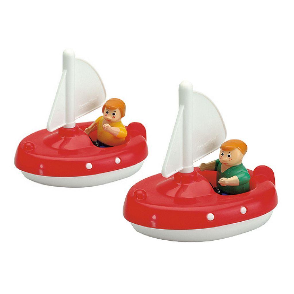 Aquaplay 2-pk. Sailboats