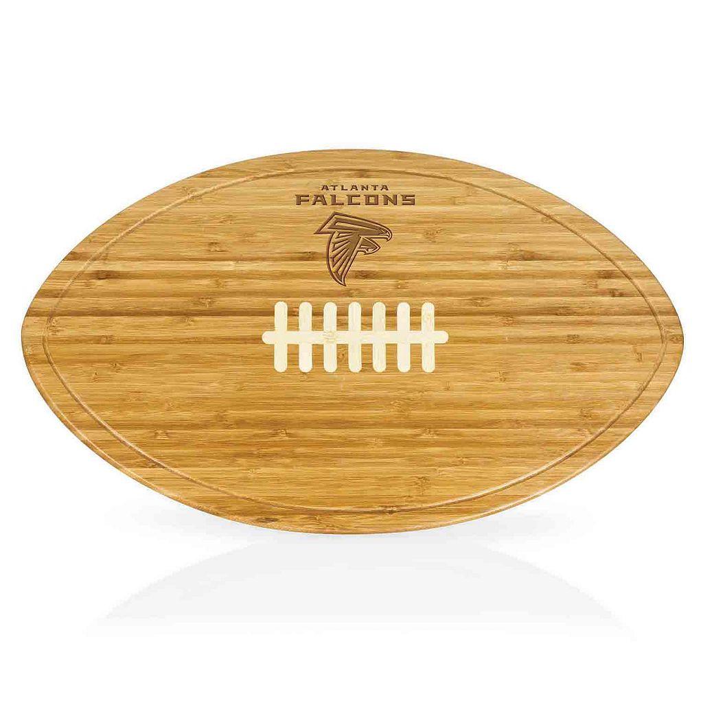 Picnic Time Atlanta Falcons Kickoff Cutting Board