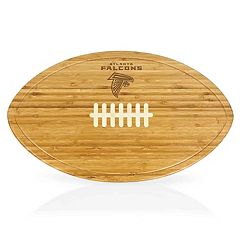 Picnic Time Atlanta Falcons Kickoff Cutting Board