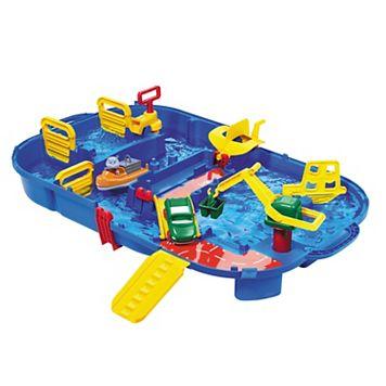 Aquaplay LockBox Water Playset