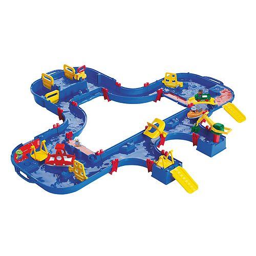 Aquaplay Mega LockBox Water Playset