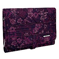 Travelon Boho Trifold Hanging Toiletry Kit