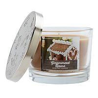 SONOMA Goods for Life™ Gingerbread House 5-oz. Christmas Candle Jar
