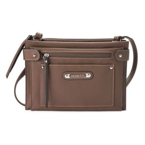 Rosetti Zuma Triple Entry Crossbody Bag by Kohl's