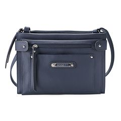 Rosetti Zuma Triple Entry Crossbody Bag