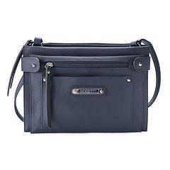 Rosetti Zuma Triple Entry Crossbody Bag