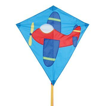 Premier Kites Bold Innovations 30-in. Airplane Diamond Kite
