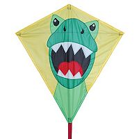 Premier Kites Bold Innovations 30-in. Dinosaur Diamond Kite