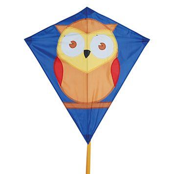 Premier Kites Bold Innovations 30-in. Owl Diamond Kite