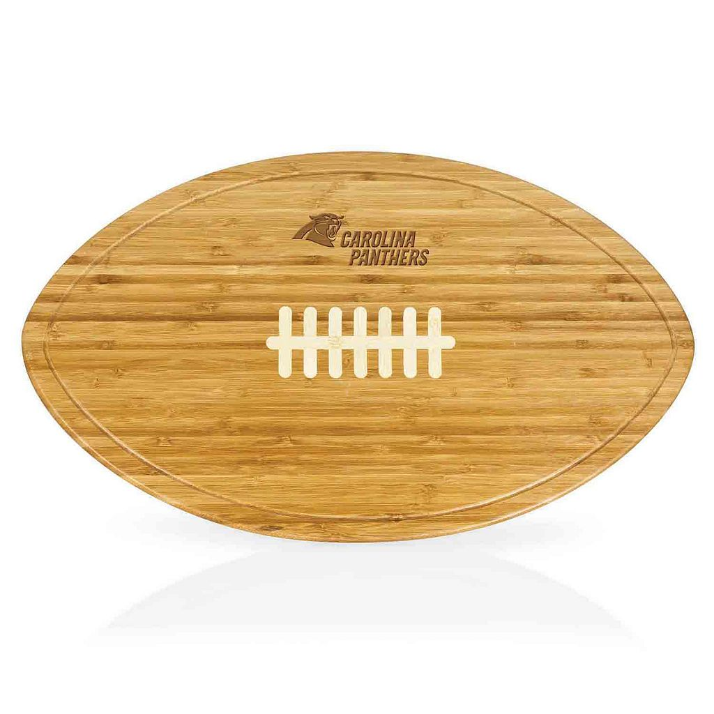 Picnic Time Carolina Panthers Kickoff Cutting Board