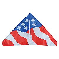 Premier Kites Bold Innovations 56-in. Patriotic Delta Kite